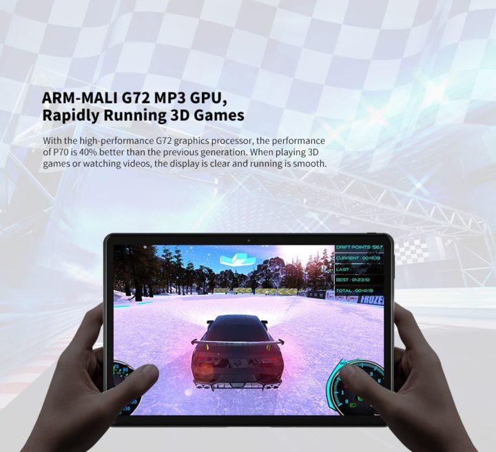 teclast-t30-1-720x656 Codice sconto Teclast T30 a 183€, il nuovo tablet Android 9.0, 8000mAh e 4GB di ram