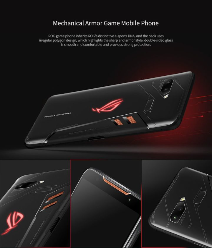 ASUS-ROG-ZS600KL-1-720x839 Offerta ASUS ROG ZS600KL a 409€, il miglior smartphone per Gaming
