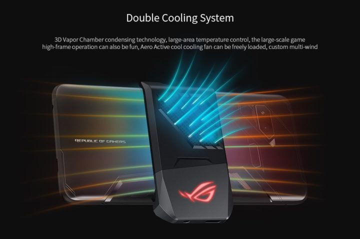 ASUS-ROG-ZS600KL-3-720x478 Offerta ASUS ROG ZS600KL a 409€, il miglior smartphone per Gaming