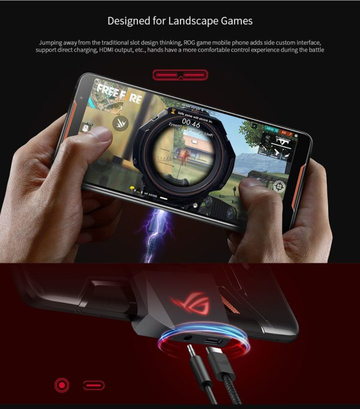 ASUS-ROG-ZS600KL-4-720x817 Offerta ASUS ROG ZS600KL a 409€, il miglior smartphone per Gaming