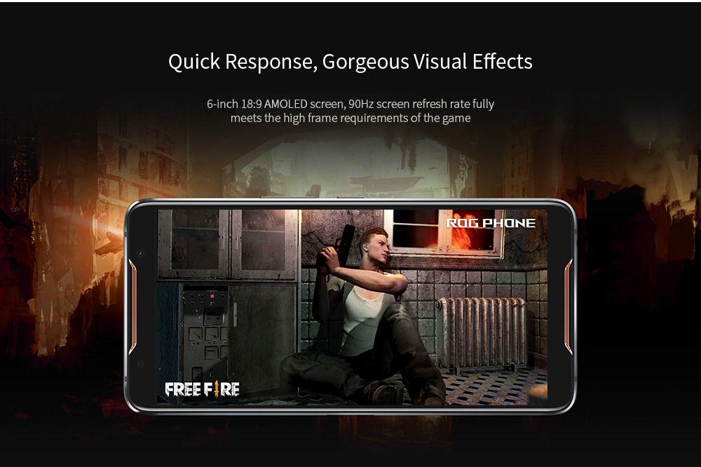 Offerta ASUS ROG ZS600KL a 409€, il miglior smartphone per Gaming