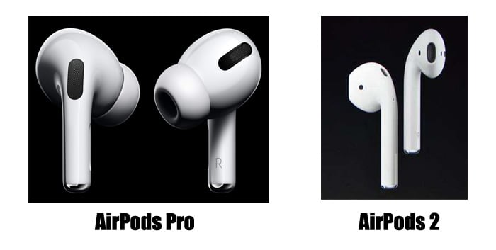 AirPods Pro VS AirPods: tutte le differenze dei migliori auricolari Apple