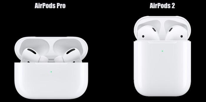AirPods-Pro-VS-AirPods-2 AirPods Pro VS AirPods: tutte le differenze dei migliori auricolari Apple