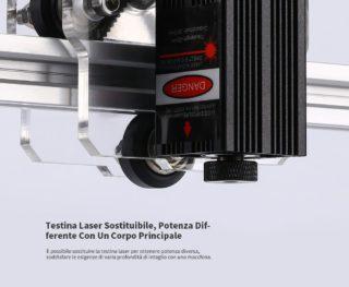 Alfawise-C30-2500mw-3-320x263 Codice Sconto Alfawise C30 a 151€, l'incisore Laser economico per Legno, Plastica..