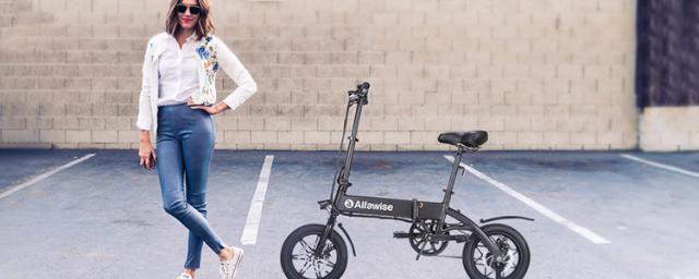 Alfawise X1, la bici elettrica Economica per la città, Dettagli e Offerte