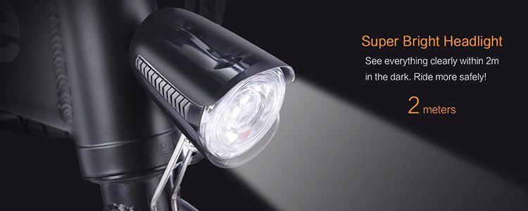 Alfawise-X1-10 Alfawise X1, la bici elettrica Economica per la città, Dettagli e Offerte