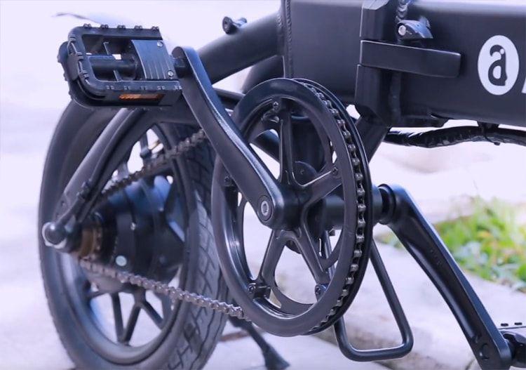 Alfawise-X1-2 Alfawise X1, la bici elettrica Economica per la città, Dettagli e Offerte