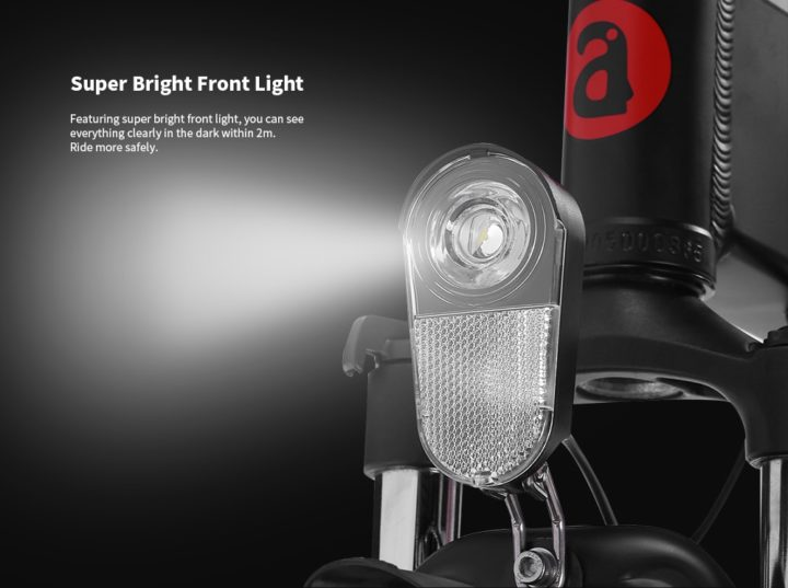 Alfawise-X2-2-720x537 Offerta Alfawise X2 a 730€, la nuova bici elettrica da 26 pollici