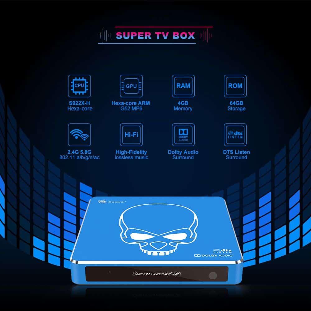Beelink-GT-King-Pro-1 Codice Sconto Beelink GT-King Pro 123€, il box tv per l'Home Theatre 4K