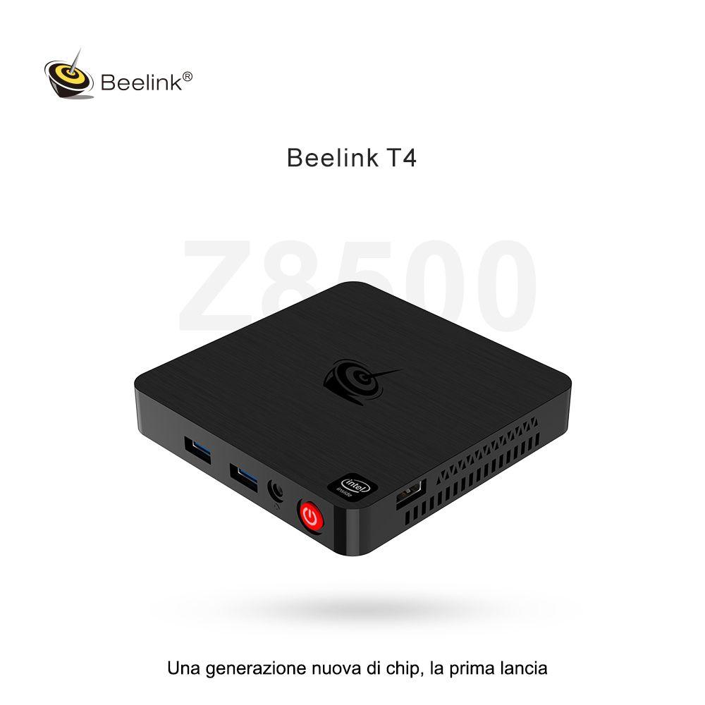 Codice Sconto Beelink T4 a 89€, il Nuovo Desktop Mini PC