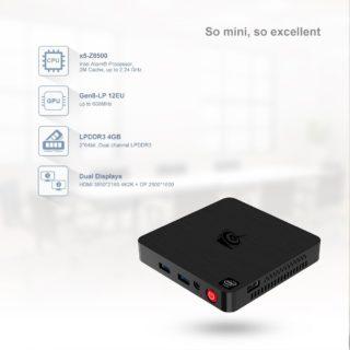 Beelink-T4-3-320x320 Offerta Beelink T4 a 109€, il nuovo Mini PC economico: 4K e Windows 10