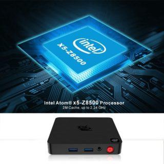 Beelink-T4-4-320x320 Offerta Beelink T4 a 109€, il nuovo Mini PC economico: 4K e Windows 10