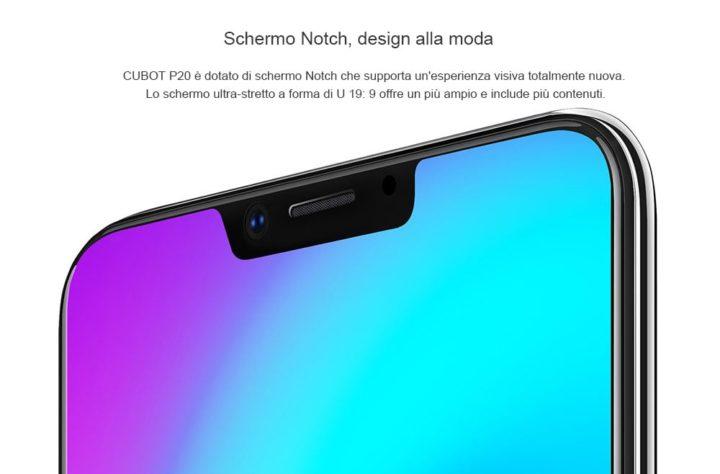 Codice-Sconto-Cubot-P20-112€-3-720x474 Codice sconto Cubot P20 a 112€, smartphone low cost di fascia media!