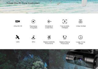 Codice-Sconto-Hubsan-H117S-Zino-4-320x224 Codice Sconto Hubsan H117S Zino a 216€, il drone 4K economico per foto e video