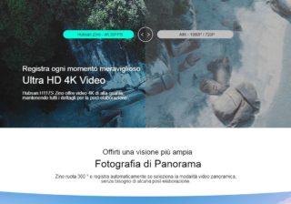 Codice-Sconto-Hubsan-H117S-Zino-6-320x224 Codice Sconto Hubsan H117S Zino a 216€, il drone 4K economico per foto e video