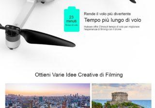 Codice-Sconto-Hubsan-H117S-Zino-7-320x224 Codice Sconto Hubsan H117S Zino a 216€, il drone 4K economico per foto e video
