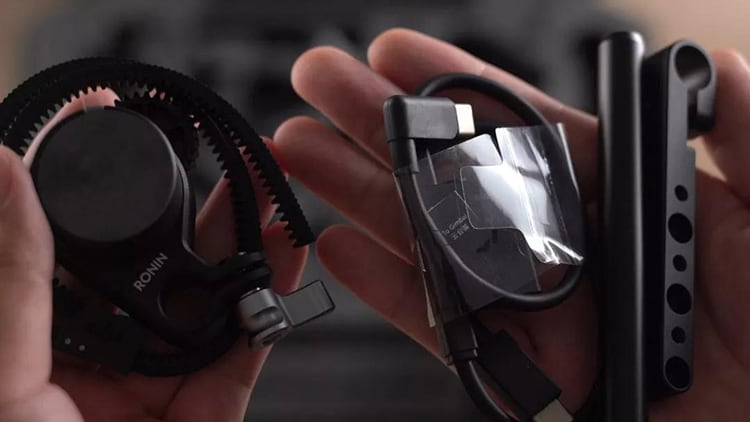 DJI-Ronin-SC-Gimbal-3 DJI Ronin-SC Gimbal, tutti i dettagli dello Stabilizzatore portatile per Mirrorless