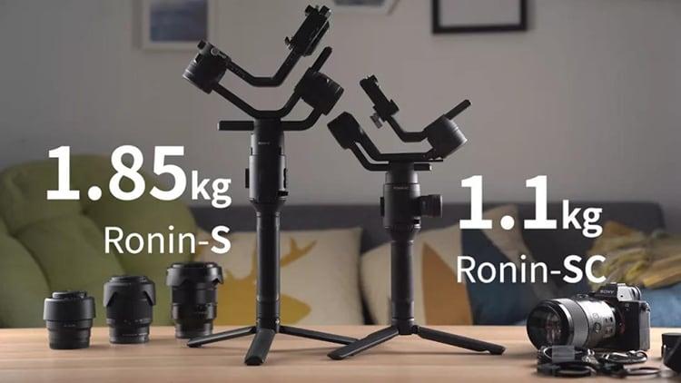 DJI-Ronin-SC-Gimbal-6 DJI Ronin-SC Gimbal, tutti i dettagli dello Stabilizzatore portatile per Mirrorless