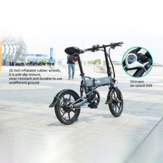 FIIDO-D2-3-320x320 Codice Sconto FIIDO D2 a 456€, la bici elettrica più venduta in Italia, Spedizione veloce in