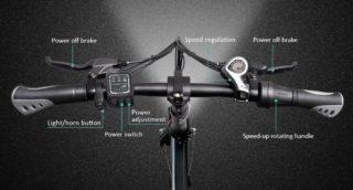 FIIDO-D2-5-320x172 Codice Sconto FIIDO D2 a 456€, la bici elettrica più venduta in Italia, Spedizione veloce in