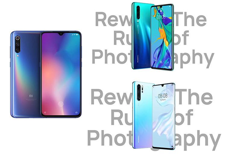 Huawei P30 e Pro vs Xiaomi Mi 9, scontro tra TITANI: dettagli e Offerte