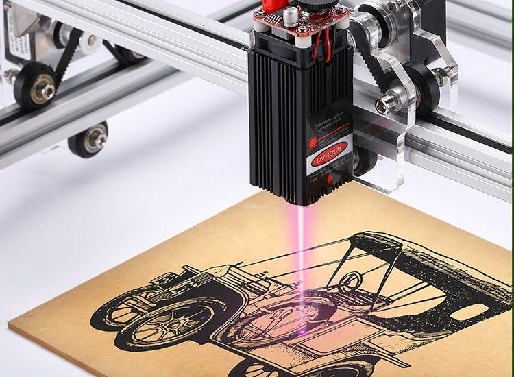 Incisore-Laser-economico-Alfawise-C30-7 Incisore Laser economico: Alfawise C30 per il fai da te Facile e Professionale
