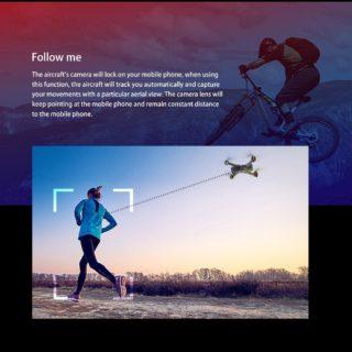 JJRC-X11-3-320x320 Offerta JJRC X11 a 190€, il drone con fotocamera 2K, incluso: 3 Batterie e Borsa