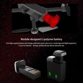 JJRC-X11-6-320x320 Offerta JJRC X11 a 190€, il drone con fotocamera 2K, incluso: 3 Batterie e Borsa