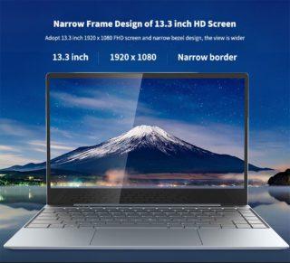 Jumper-EZbook-X3-Pro-4-320x291 Codice Sconto Jumper EZbook X3 Pro a 272€, notebook cinese con 8GB Ram e 180GB SSD