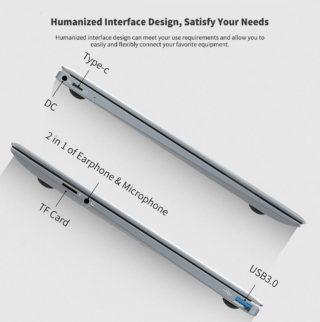 Jumper-EZbook-X3-Pro-7-320x322 Codice Sconto Jumper EZbook X3 Pro a 272€, notebook cinese con 8GB Ram e 180GB SSD