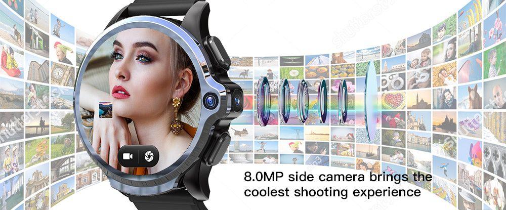 KOSPET-PRIME-1 KOSPET PRIME: il primo Smartwatch con Face ID e 2 Fotocamere, Dettagli e Offerte