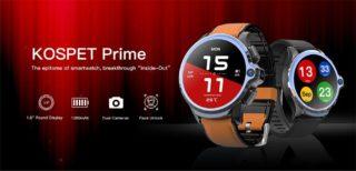 KOSPET PRIME: il primo Smartwatch con Face ID e 2 Fotocamere, Dettagli e Offerte