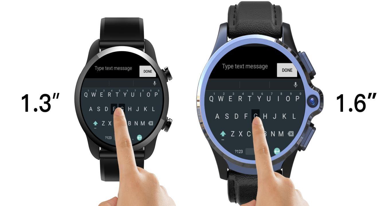 KOSPET-PRIME-8 KOSPET PRIME: il primo Smartwatch con Face ID e 2 Fotocamere, Dettagli e Offerte