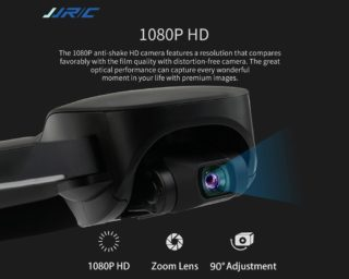 Offerta-JJRC-X12-1-320x256 Offerta JJRC X12 a 219€, il miglior Drone economico FullHD e GPS