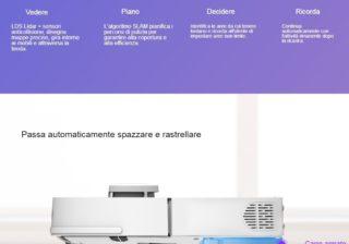 Robot-aspirapolvere-360-S7-2-320x224 Offerta Robot Aspirapolvere a 422€: il nuovo modello 360 S7 per pulire Casa