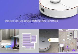 Robot-aspirapolvere-360-S7-5-320x224 Offerta Robot Aspirapolvere a 422€: il nuovo modello 360 S7 per pulire Casa