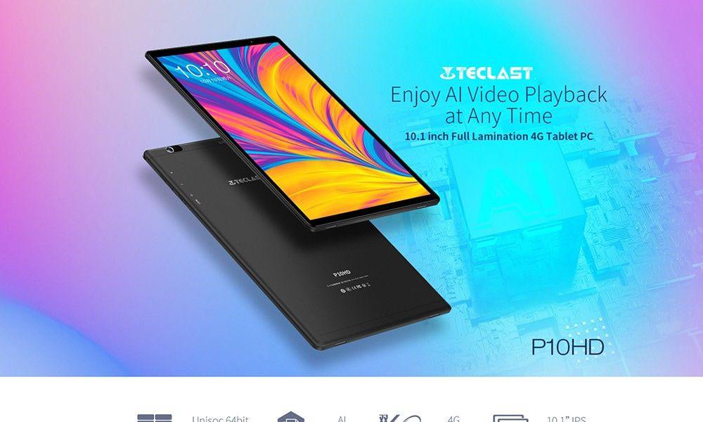 Codice Sconto Teclast P10HD a 109€, il nuovo tablet Teclast in Offerta prevendita