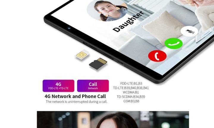 Teclast-P10HD-4-720x432 Codice Sconto Teclast P10HD a 109€, il nuovo tablet Teclast in Offerta prevendita