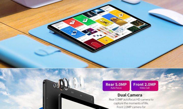 Teclast-P10HD-5-720x432 Codice Sconto Teclast P10HD a 109€, il nuovo tablet Teclast in Offerta prevendita
