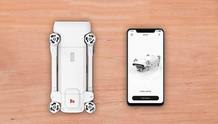 Xiaomi-FIMI-X8-SE-RC-1 Tutti i DETTAGLI del drone Xiaomi FIMI X8 SE RC, Video in 4K con GPS