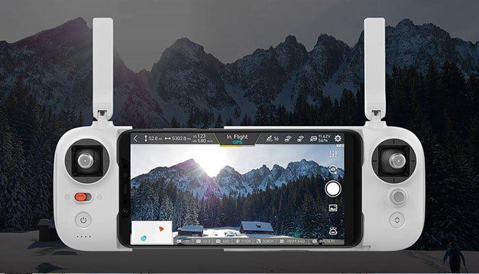 Xiaomi-FIMI-X8-SE-RC-4 Tutti i DETTAGLI del drone Xiaomi FIMI X8 SE RC, Video in 4K con GPS