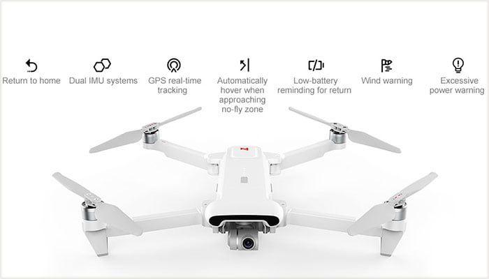 Xiaomi-FIMI-X8-SE-RC-9 Tutti i DETTAGLI del drone Xiaomi FIMI X8 SE RC, Video in 4K con GPS