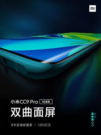 Xiaomi-Mi-Note-10-2 Confermato: Xiaomi Mi Note 10 con incredibili fotocamere Penta da 108 MP