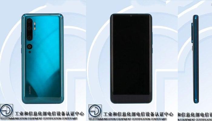 Xiaomi-Mi-Note-10-5 Confermato: Xiaomi Mi Note 10 con incredibili fotocamere Penta da 108 MP