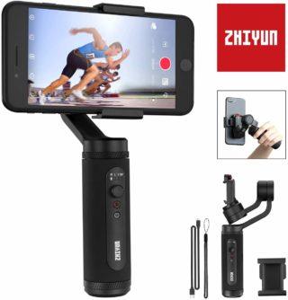 Zhiyun-Smooth-Q2-vs-DJI-Osmo-Mobile-3-5-320x334 Zhiyun Smooth Q2 vs DJI Osmo Mobile 3, stabilizzatori smartphone a confronto