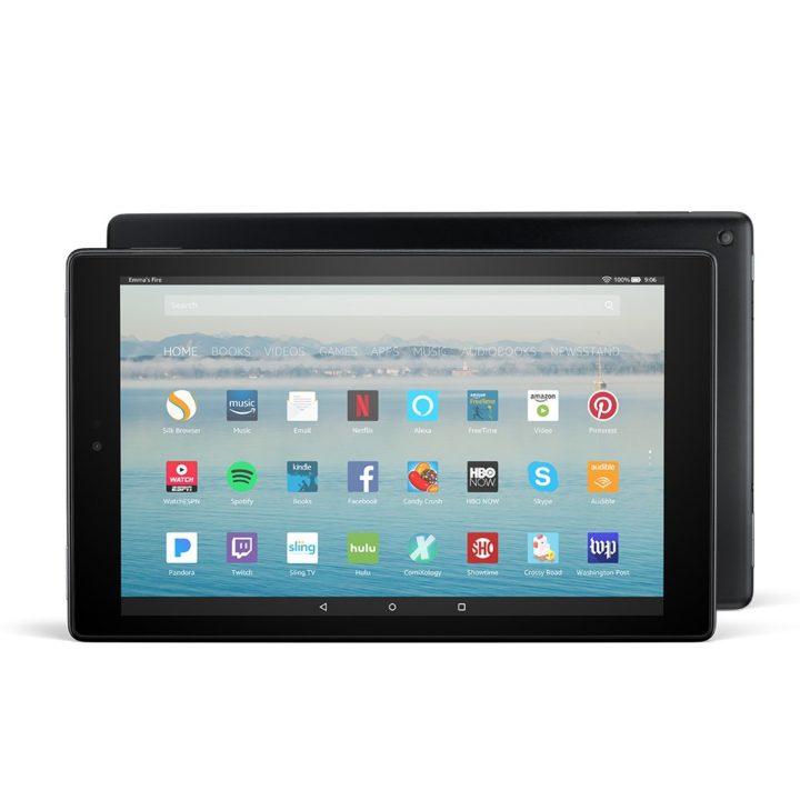 amazon-fire-hd-10-1-720x720 Amazon Fire HD 10, il nuovo dispositivo Amazon da 10 pollici con USB-C