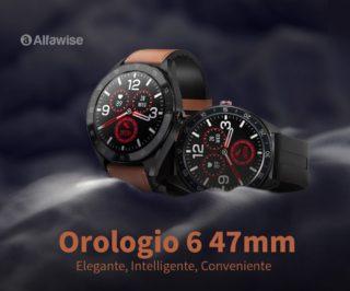 Alfawise-Watch-6-1-320x266 Huawei Honor Band 5, il nuovo fitness tracker con tutti i dettagli