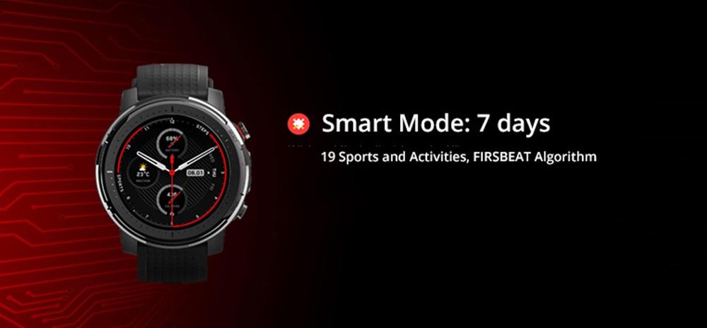 Offerta Amazfit Stratos 3 a 163€, il nuovo Smartwatch per il fitness tracker
