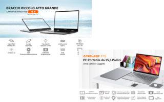 Migliori-Notebook-Cinesi-Teclast-F5R-e-Teclast-F15-320x200 Il nuovo tablet 2 in 1: Teclast X6 Pro: display 3K, 8Gb di ram e 256Gb SSD