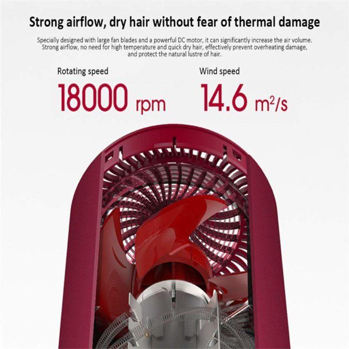 Offerta-Asciugacapelli-3-720x720 Offerta Asciugacapelli a Ioni Xiaomi a 54€, SOOCAS H3S con 1800W di potenza
